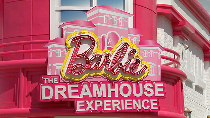 Review of Barbie's Dreamhouse Experience