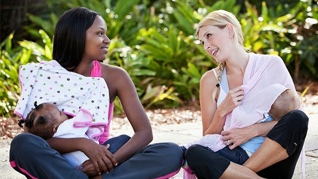 Breastfeeding in Public…Why Must Women Cover Up?