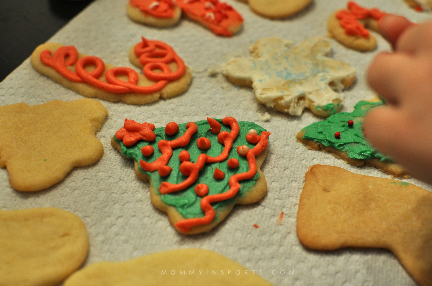 What I Learned From Our Kids Not So Crappy Christmas Cookies