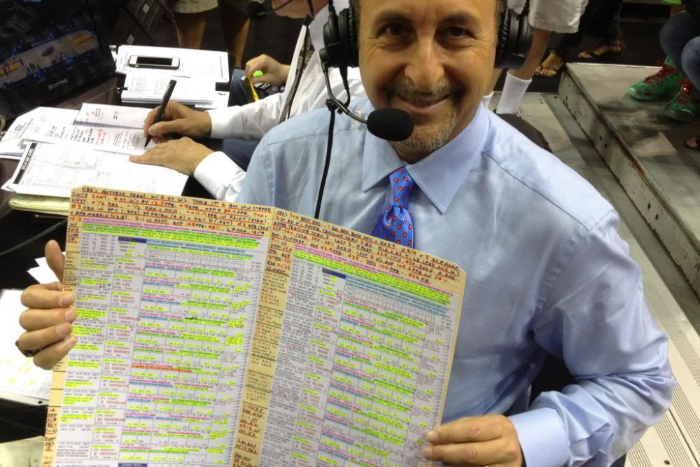 Miami HEAT Play-by-Play Cheat Sheet