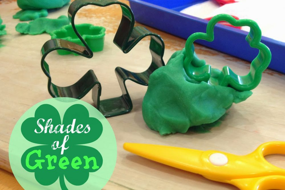 Teaching Tuesday:  Shades of Green