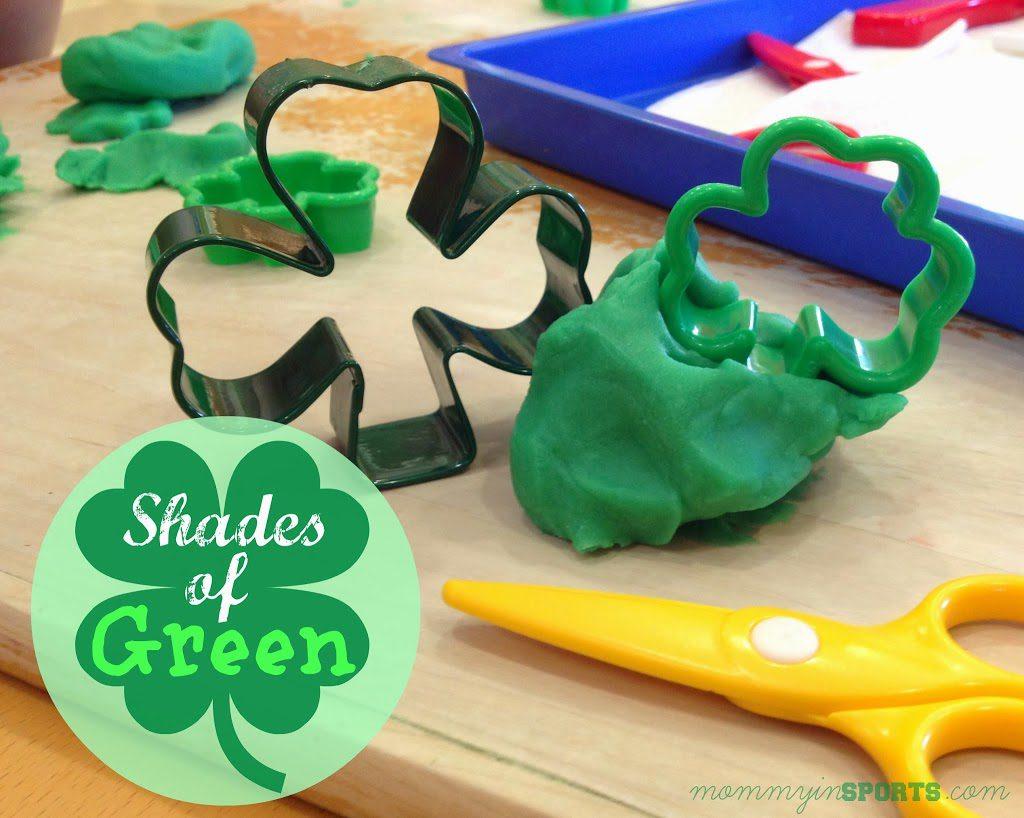 Teaching Tuesday:  Shades of Green