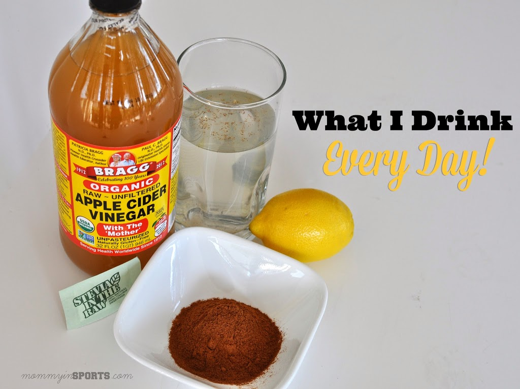 Why I drink apple cider vinegar every day including my recipe. It helps everyone, you too!