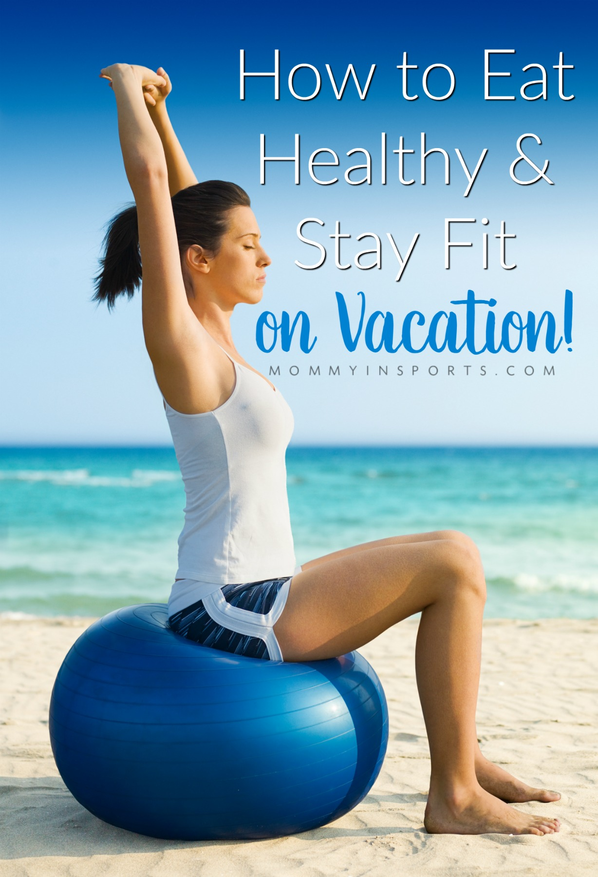 Heading out on a vacation? It's hard to diet and exercise sometimes, but there are ways to not overindulge too much! Read these tips on how to eat healthy & stay fit on vacation!
