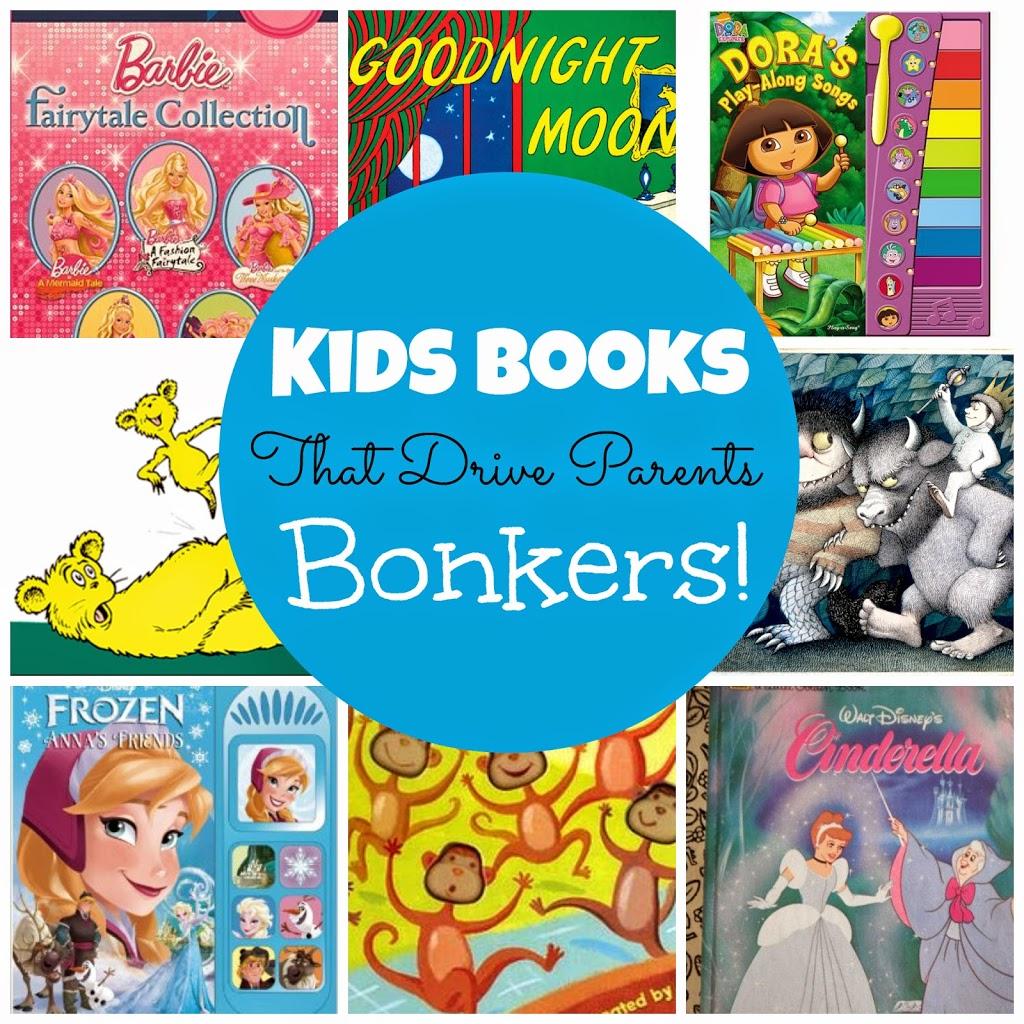 kids books that drive parents bonkers kristen hewitt. Black Bedroom Furniture Sets. Home Design Ideas