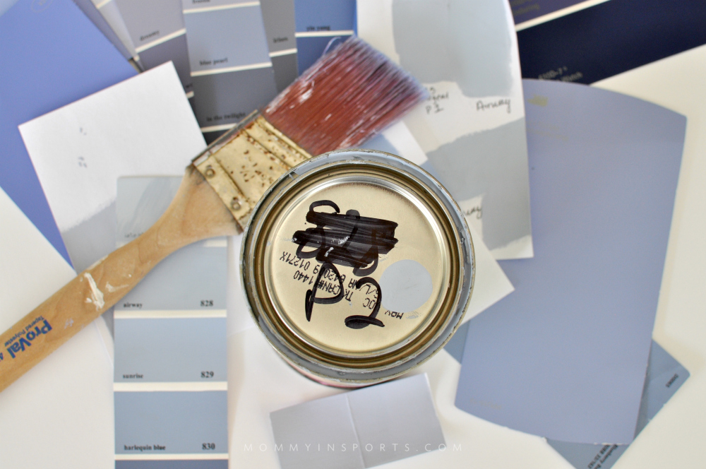 Do you struggle to find the right color for your walls? Pick loads of samples, then feel frustrated when nothing looks good in your home? Follow these tips from the paint pros, and pick the perfect paint color every time for your DIY project!