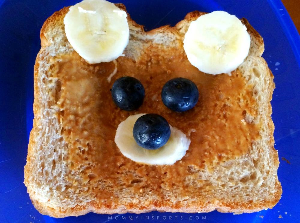 Bear Toast Single