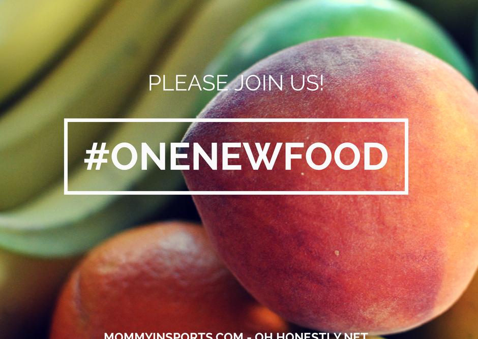 One New Food – Peach