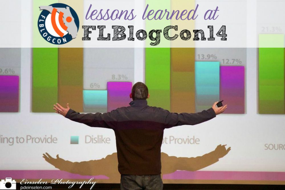 5 Lessons Learned at FLBlogCon14