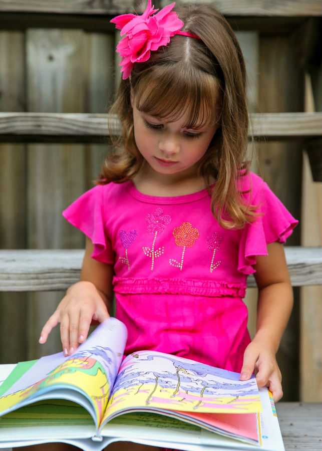 Lila Reading