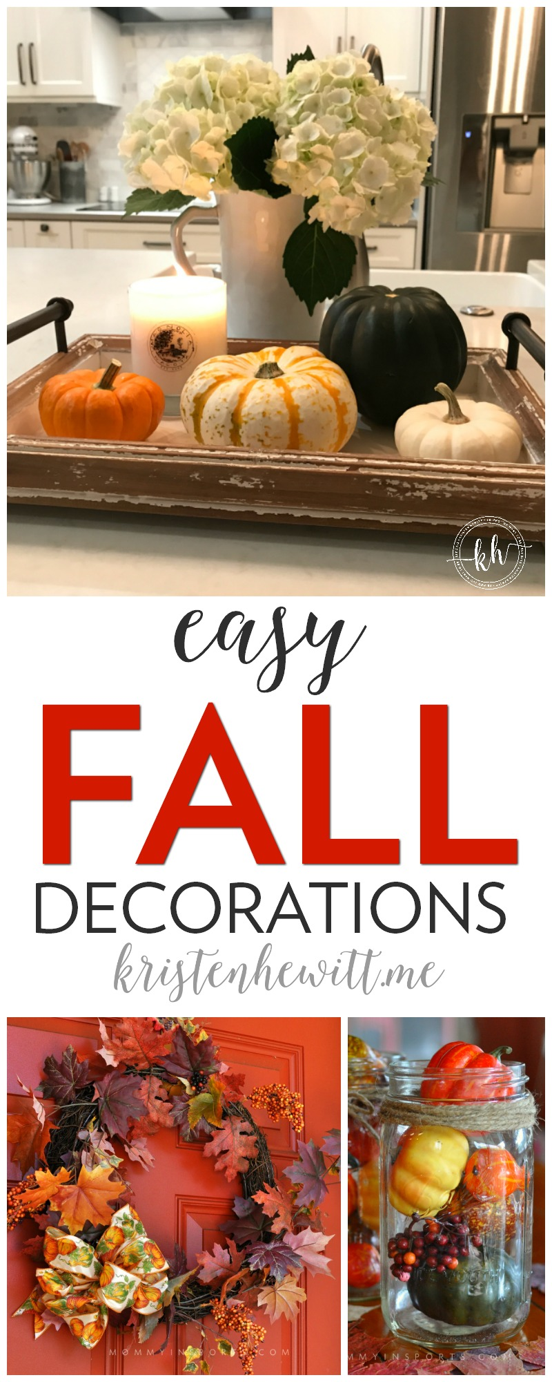 Are You Looking For Some Simple Ways To Add Fall Decor Your Home Check