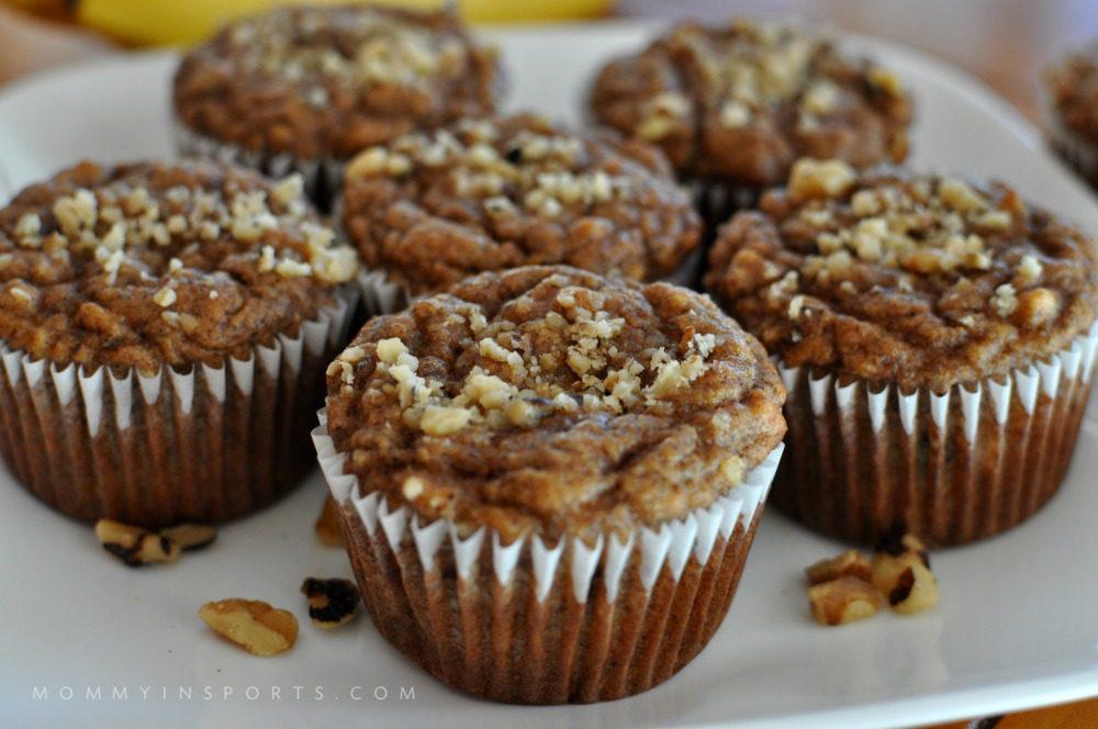One New Food – Paleo Banana Muffins