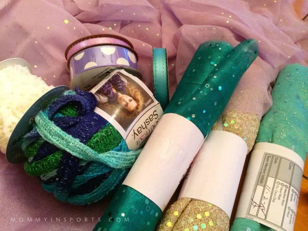 Ariel Remnant fabric