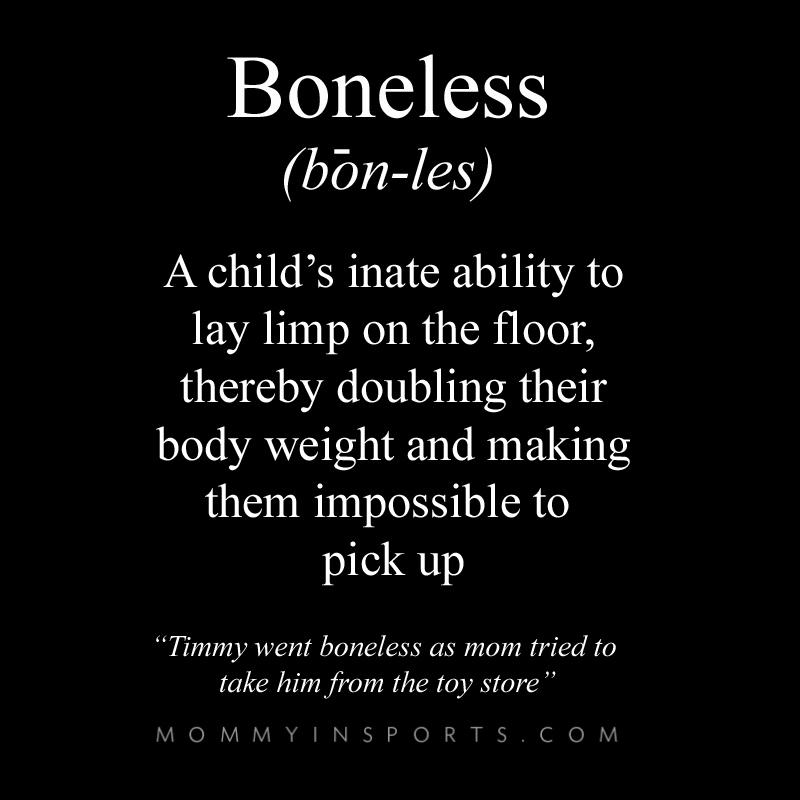 Boneless Quote