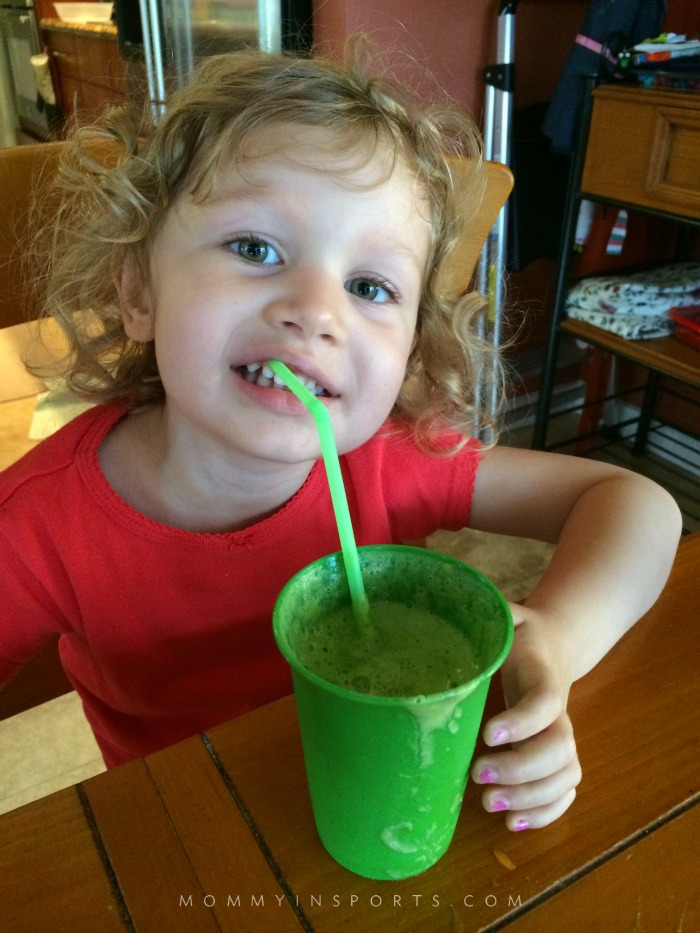 Emy green smoothie