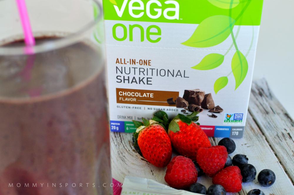 Vega One Berry Bliss