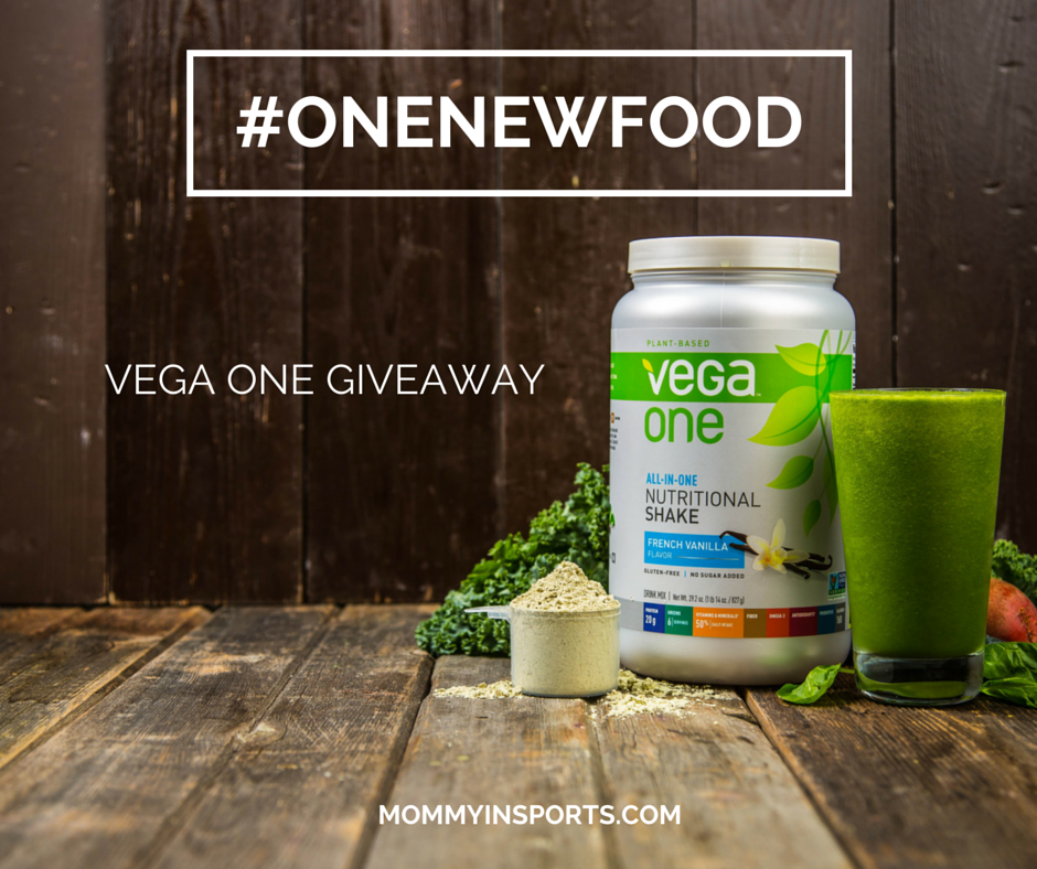 One New Food – Vega One Giveaway