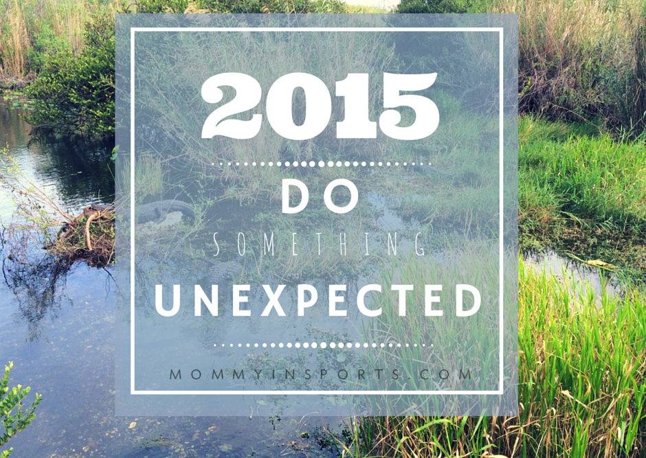 Do Something Unexpected in 2015