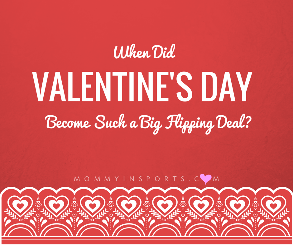 Valentine's Day Big Flipping Deal