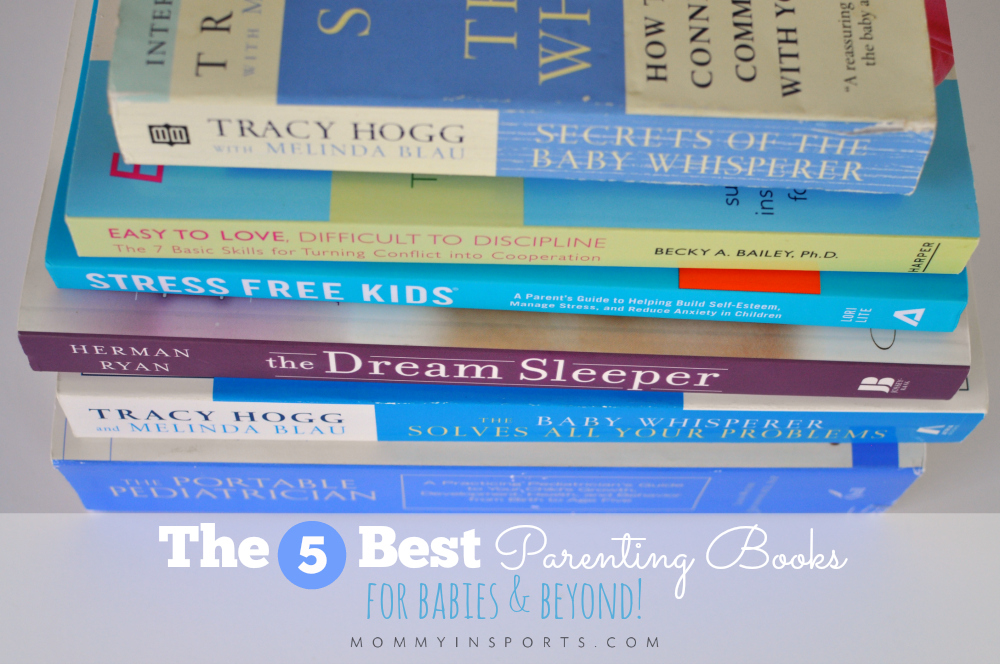 The 5 Best Parenting Books