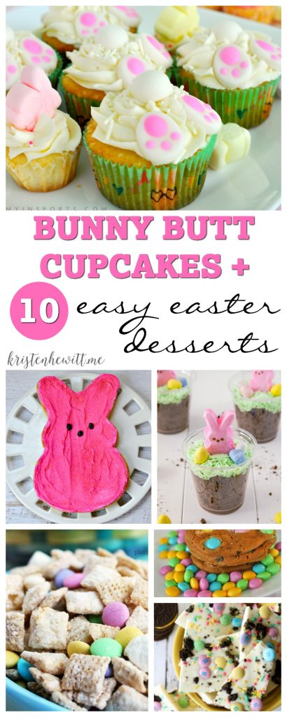 Are you looking for an Easy Easter dessert for the upcoming holiday? Don't stress! Try one of these and make Easter a little sweeter!