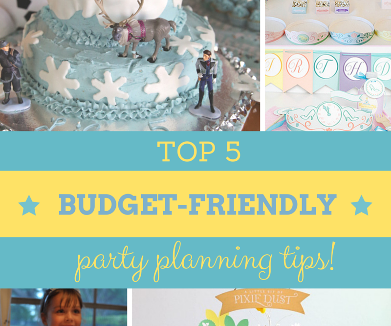 Top 5 Budget-Friendly Party Planning Tips