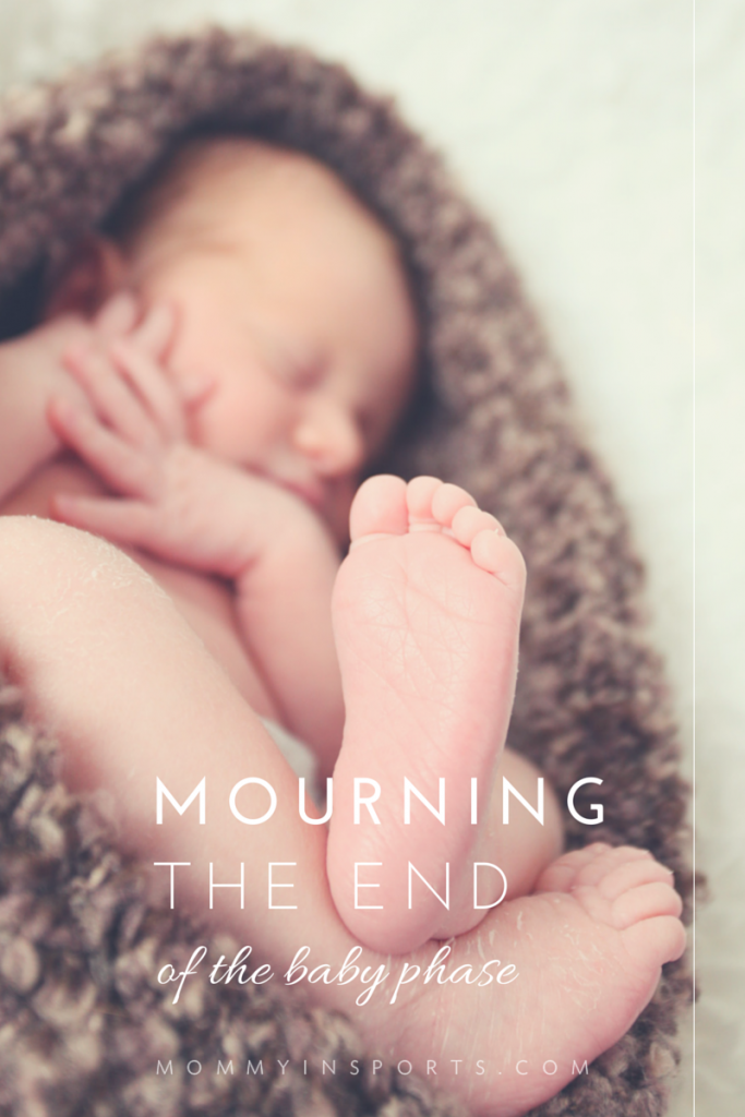 Are you a new mom drowning in motherhood? Wondering how to get through the tough newborn stage? Read this - four words every new mom needs to hear.