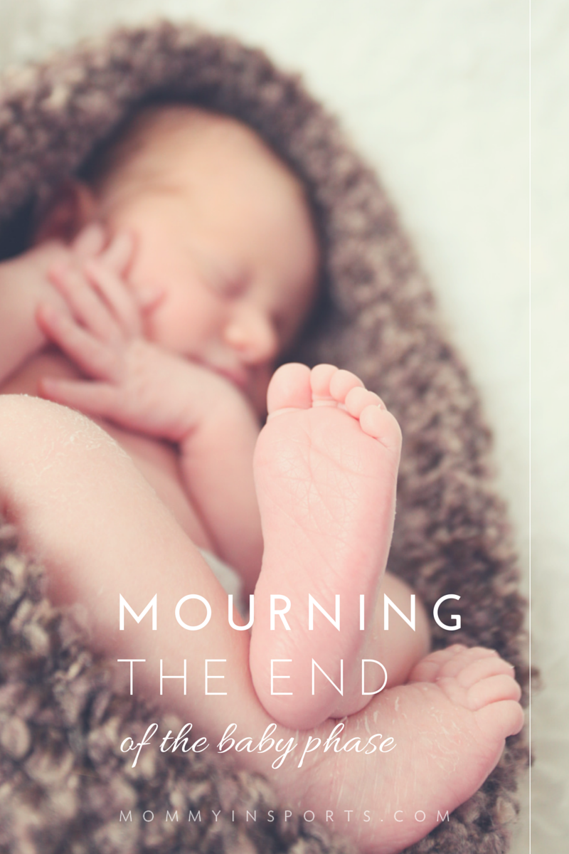 mourning the end of the baby phase