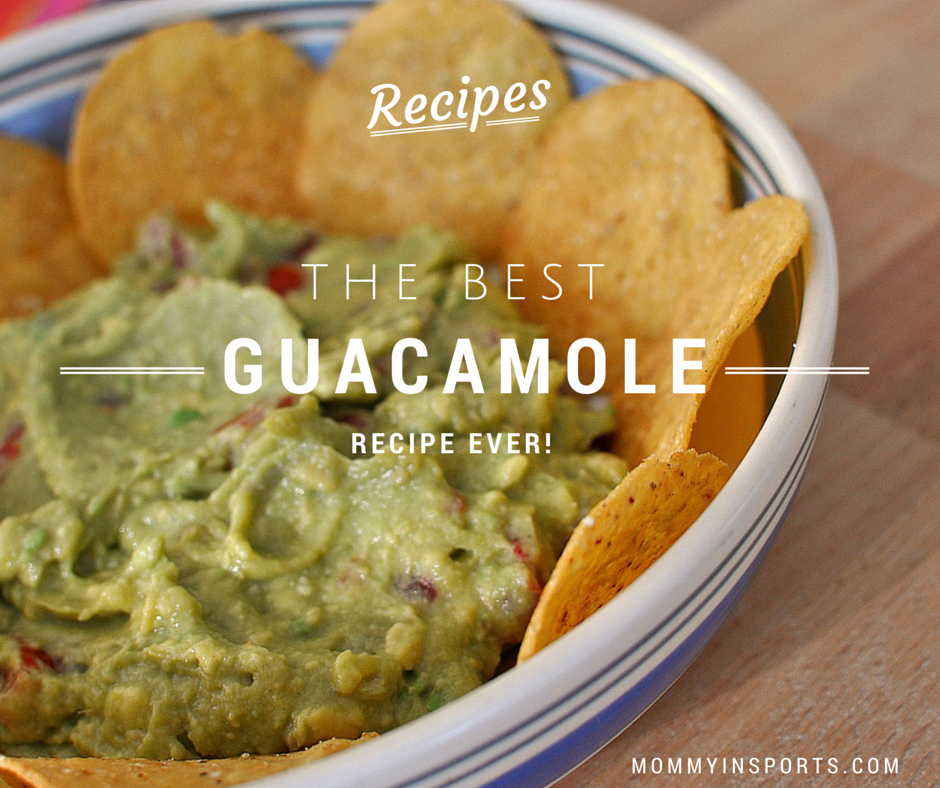 Looking for a simple yet fresh and delicious guacomole recipe? Try this! It's perfect for a backyard cookout or your cinco de Mayo parties! Plus it has a secret ingredient!