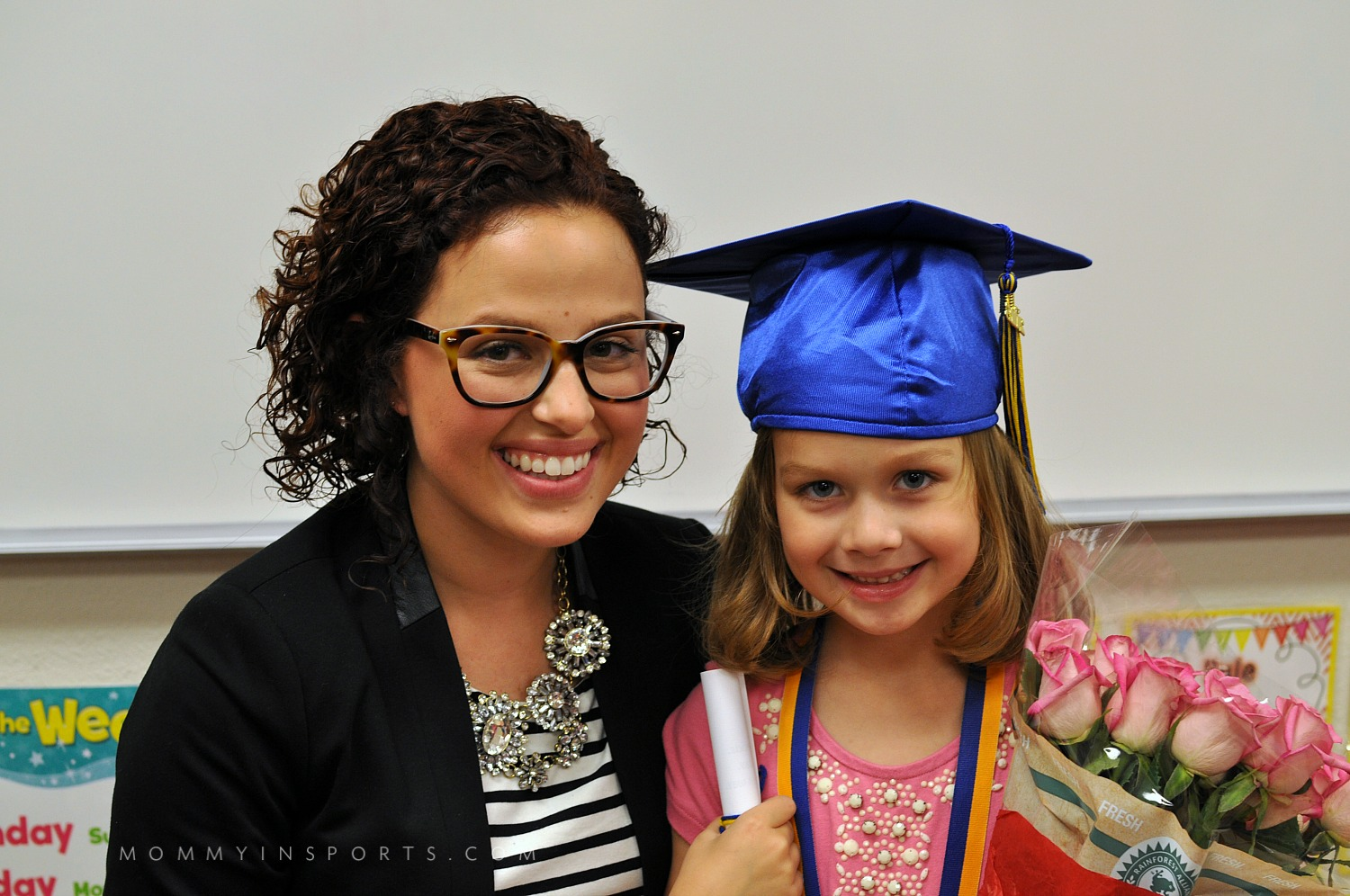 How I Ditched The Mom Guilt When Missed Graduation