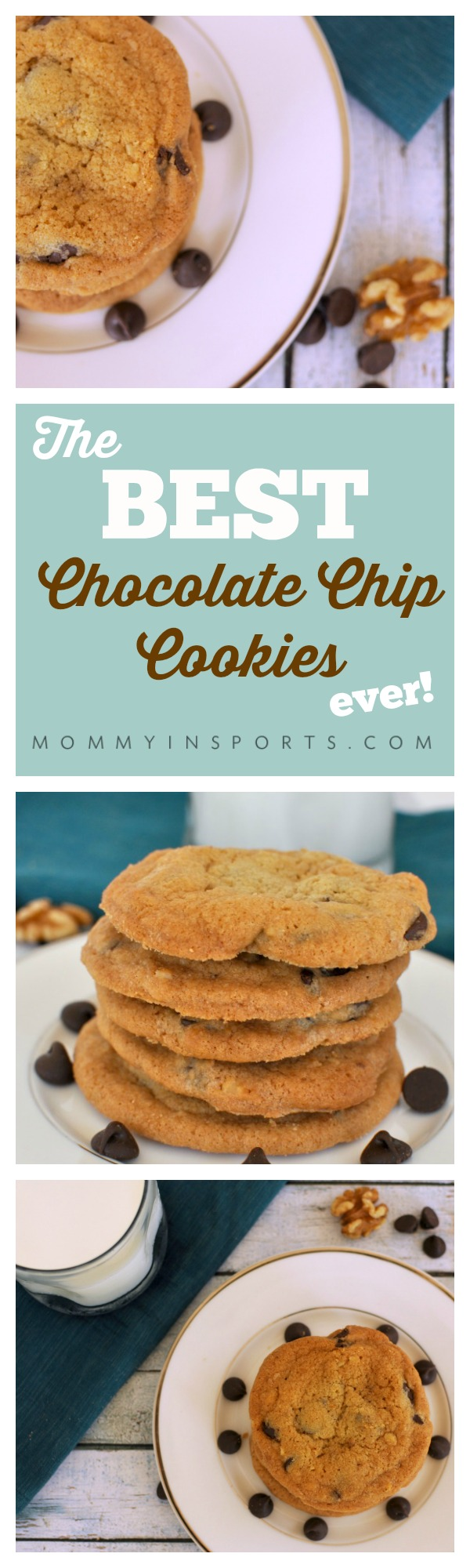 Looking for the best chocolate chip cookie recipe ever? This is it! the nostalgia of a fresh baked cookie from your childhood will come rushing back. Thanks Grandma Wylie!