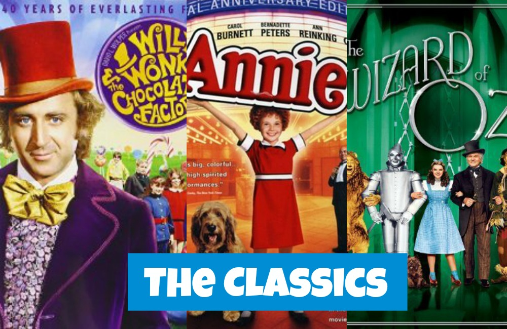 Looking for a flick that's not a cartoon for change? Check out these 30 AWESOME non-animated movies for kids! And never watch Frozen again!