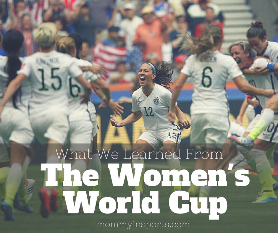 what we learned from the women's world cup