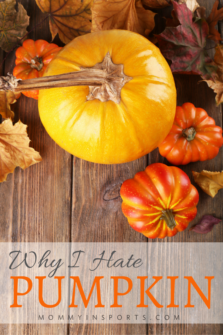 Fall is almost here and along with it comes amazing pumpkin flavors and recipes! Are you a pumpkin lover? I'm not!