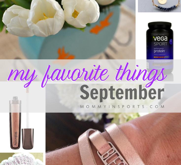 My Favorite Things September
