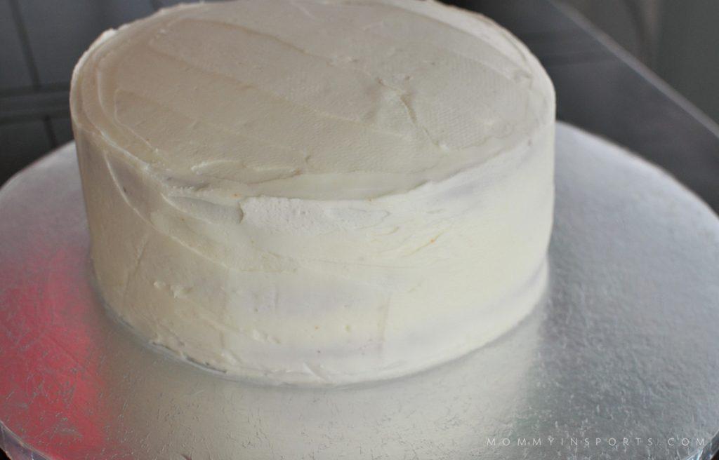 Palace Pets cake base