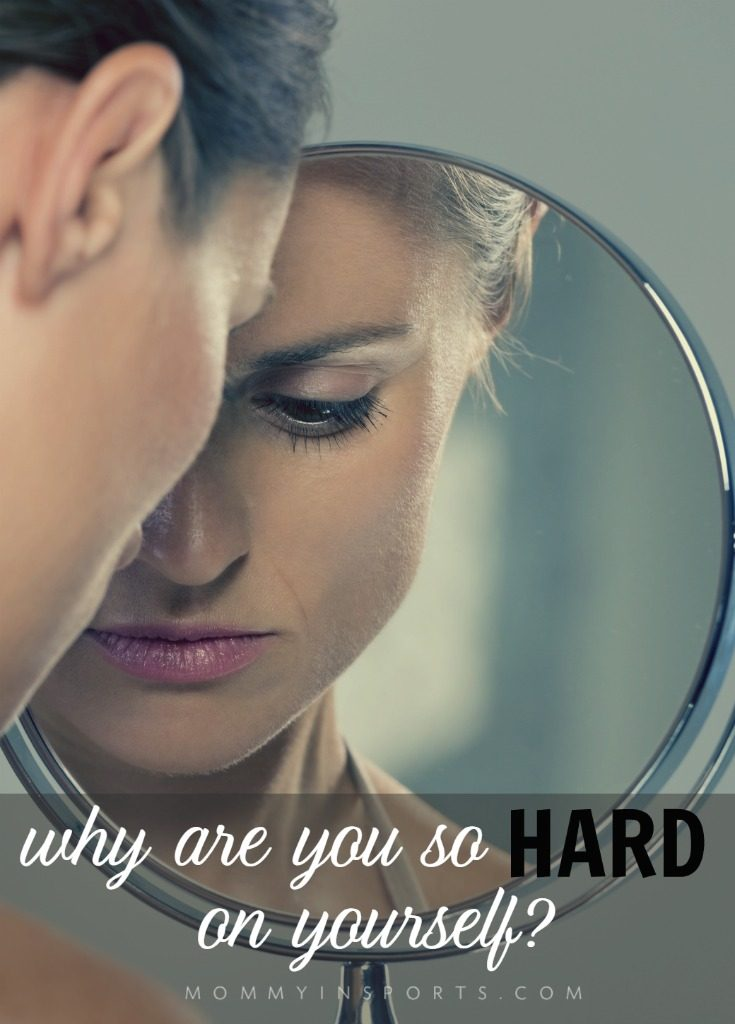 Are you hard on yourself? Do you have trouble losing weight? You are not alone.