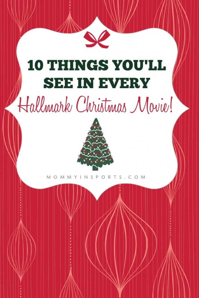 10 Things You'll See in Every Hallmark Christmas Movie