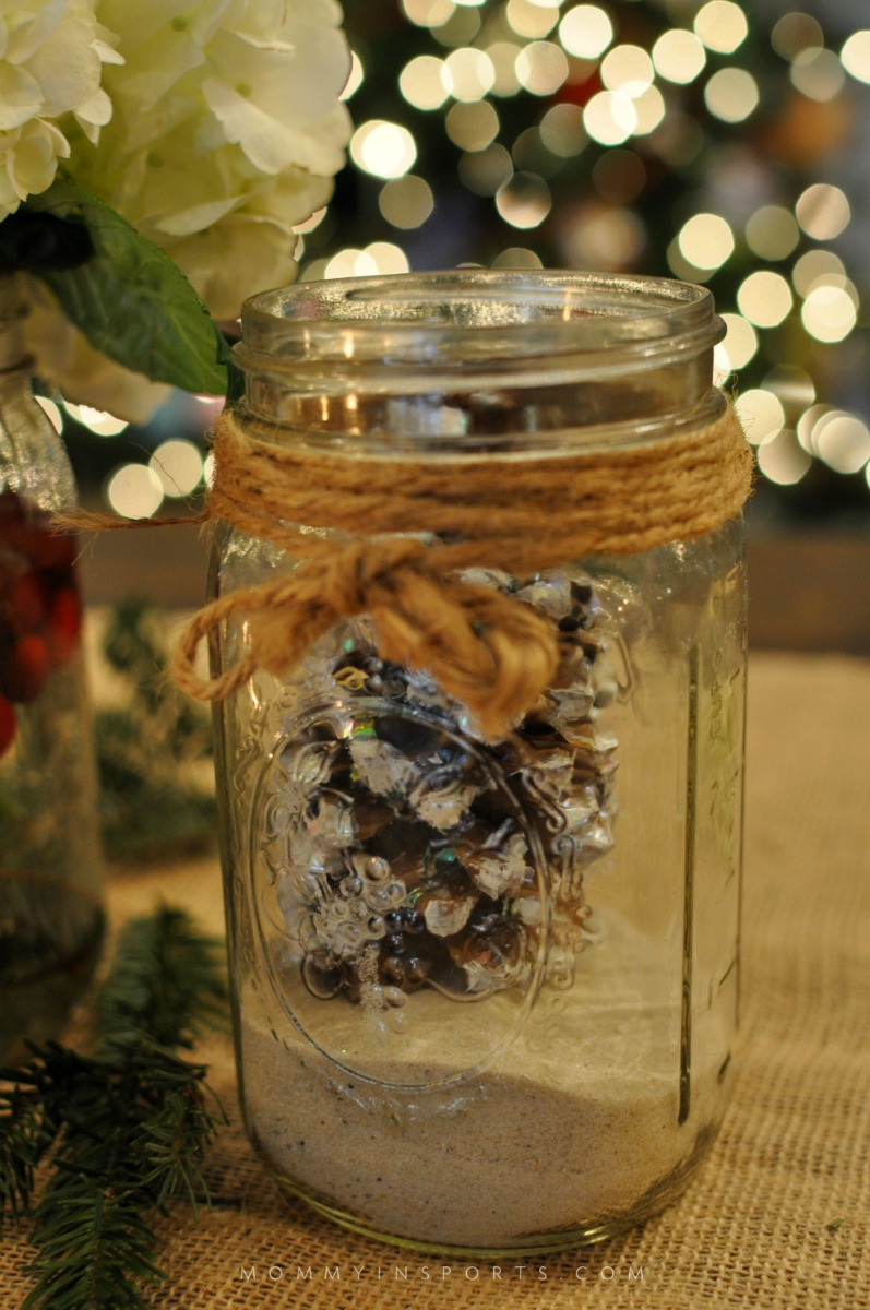 5 Simple Diy Holiday Centerpieces Kristen Hewitt