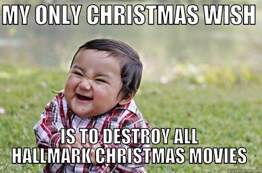 Kids tired of Christmas movies