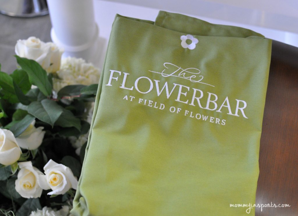 The Flowerbar Apron