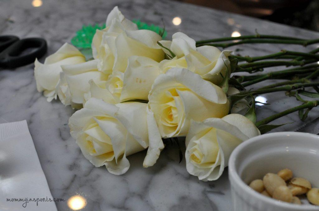 The Flowerbar CU Roses
