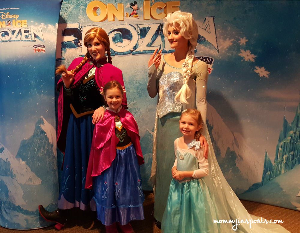 Disney on ice frozen a must see show kristen hewitt disney on ice frozen is a must see show dont miss this magical after the meet and greet m4hsunfo
