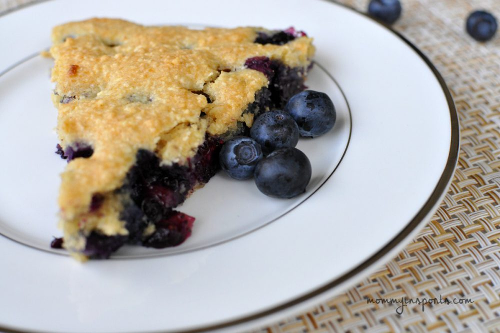 Paleo Blueberry Scones Recipe