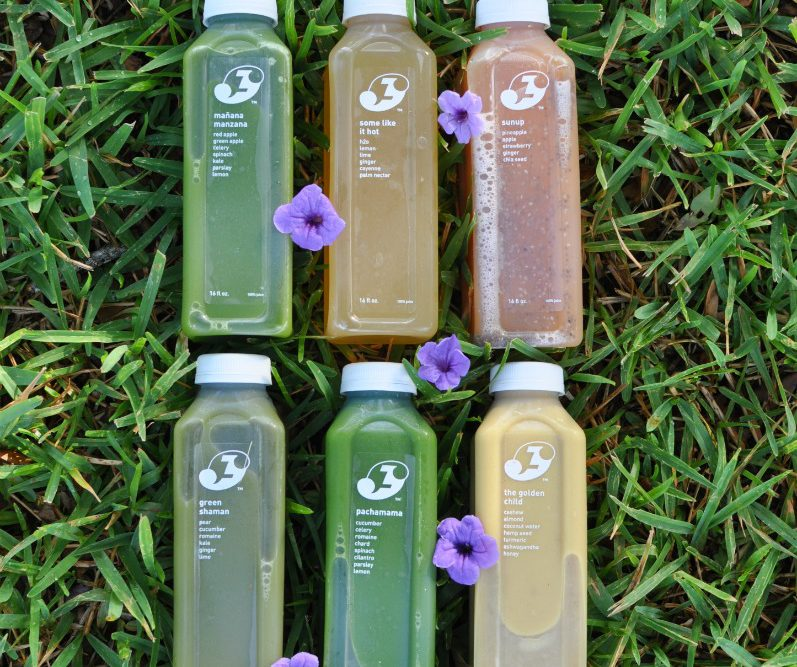 How to Survive a Juice Cleanse, & How it Helps