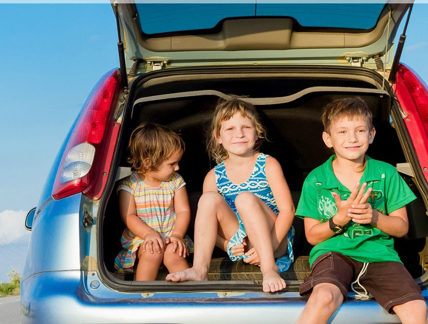 Things Kids Say: Road Trip Edition