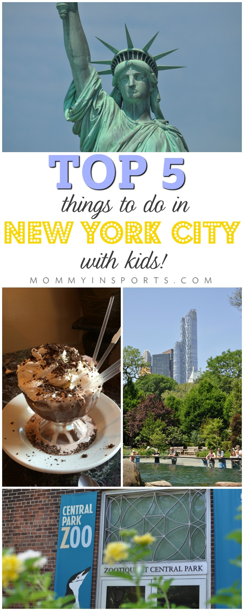 Top 5 things to do in new york city with kids kristen hewitt for Best places to visit in nyc with kids