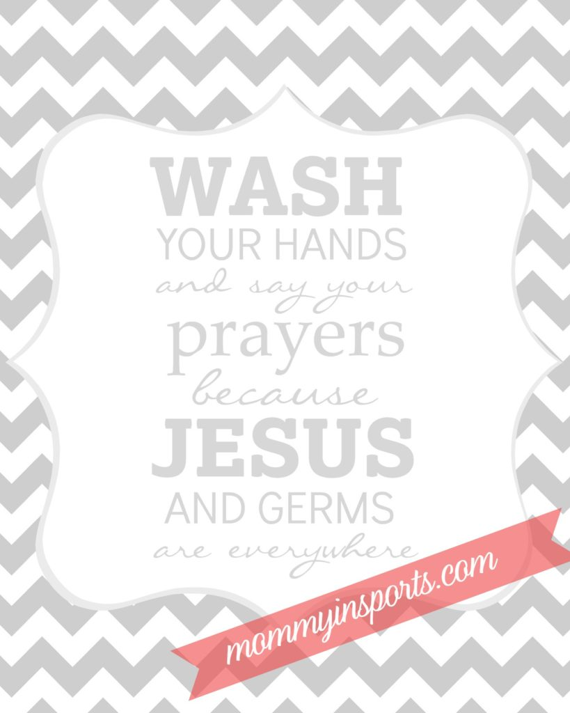 photograph about Wash Your Hands and Say Your Prayers Printable identify Clean-Your-Fingers-and-say-your-prayers-printable-mis-819x1024