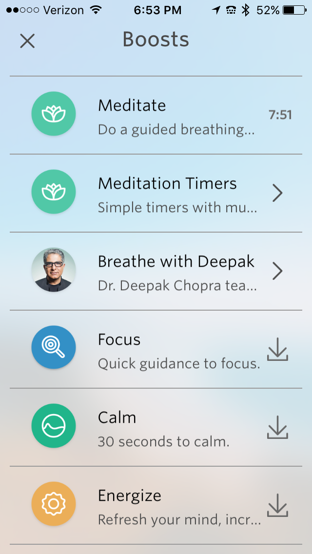 Are you feeling stressed and not sure how to simplify your life? This Spire Activity + Mindfulness Tracker will help you feel mindful, and less stressed!