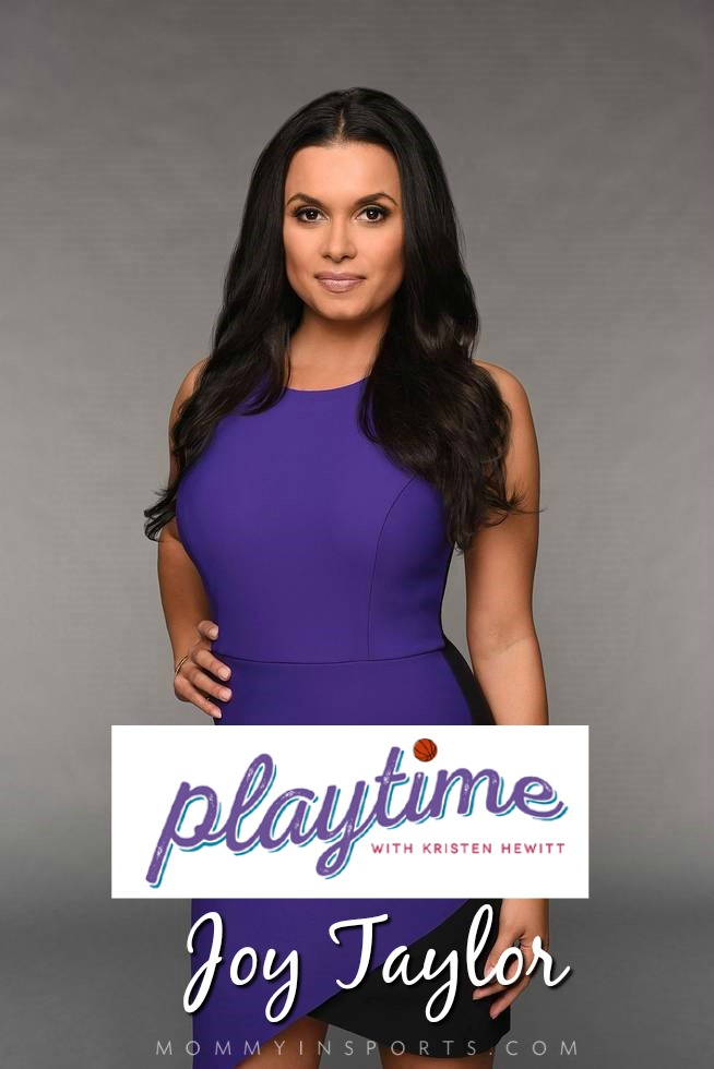 Playtime With Joy Taylor Of Undisputed